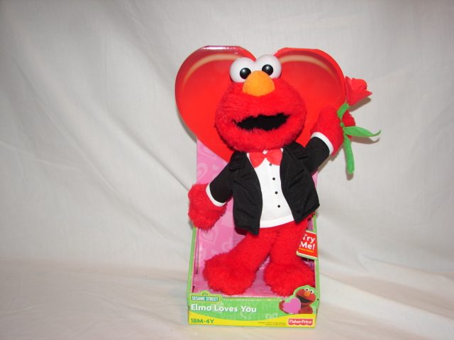 Fisher-Price Elmo Loves You H2768