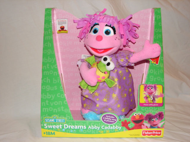 Sweet Dreams Abby Cadabby Doll